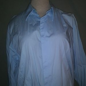 Express1MX. Men's Button Down Shirt. Size XL.